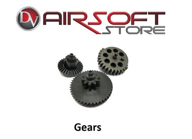 Gears and shims