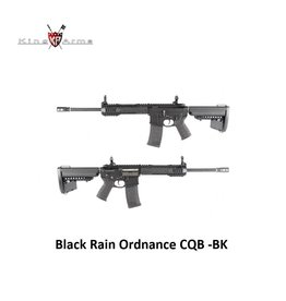 King Arms Black Rain Ordnance CQB - BK