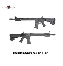 King Arms Black Rain Ordnance Rifle - BK