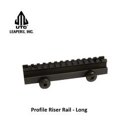 UTG Profile Riser Rail - Long