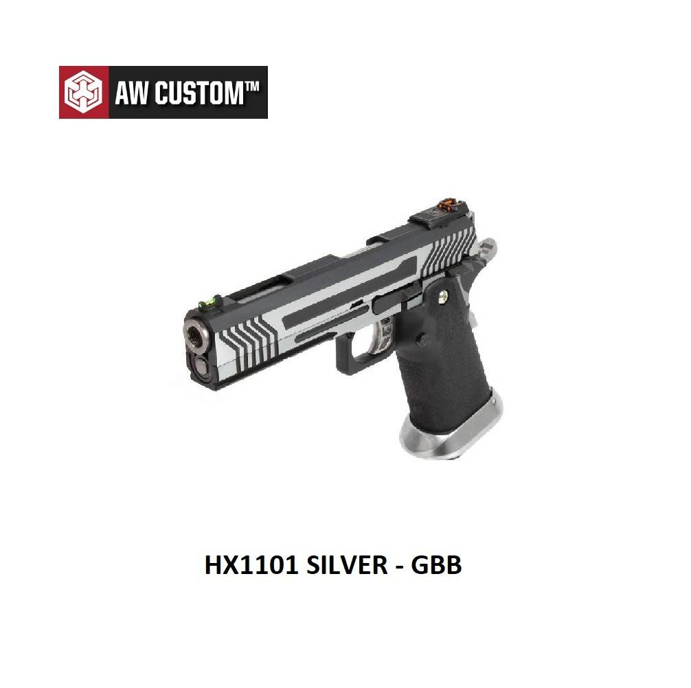 Armorer Works HX1101 SILVER - GBB