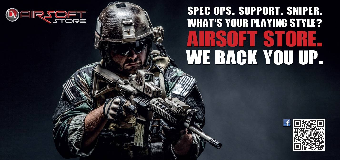 Airsoft Store - Combat Ready