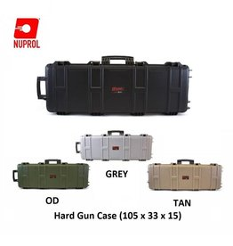 WE Europe Hard Gun Case