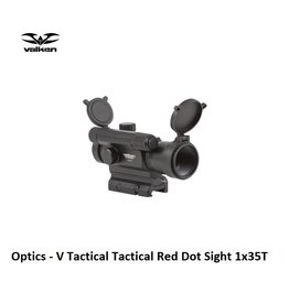 VALKEN Optics - Tactical Red Dot Sight 1x35T