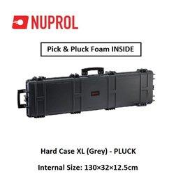 NUPROL Hard Case XL (GREY) - Pluck