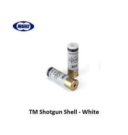 Tokyo Marui TM Shotgun Shell - White