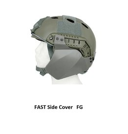 FMA FAST helmet side cover FG