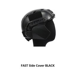 FMA FAST helmet side cover Black