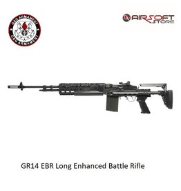 G&G GR14 EBR Long Enhanced Battle Rifle