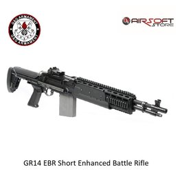 G&G GR14 EBR Short Enhanced Battle Rifle
