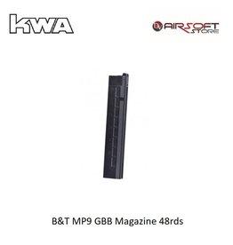 KWA B&T MP9 GBB Magazine 48rds
