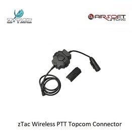 Z-Tactical zTac Wireless PTT Topcom Connector