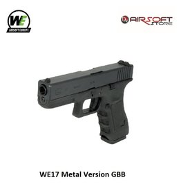 WE Europe WE17 Metal Version GBB