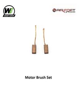 WE Europe Motor Brush Set