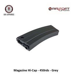 G&G Magazine Hi-Cap - 450rds - Grey