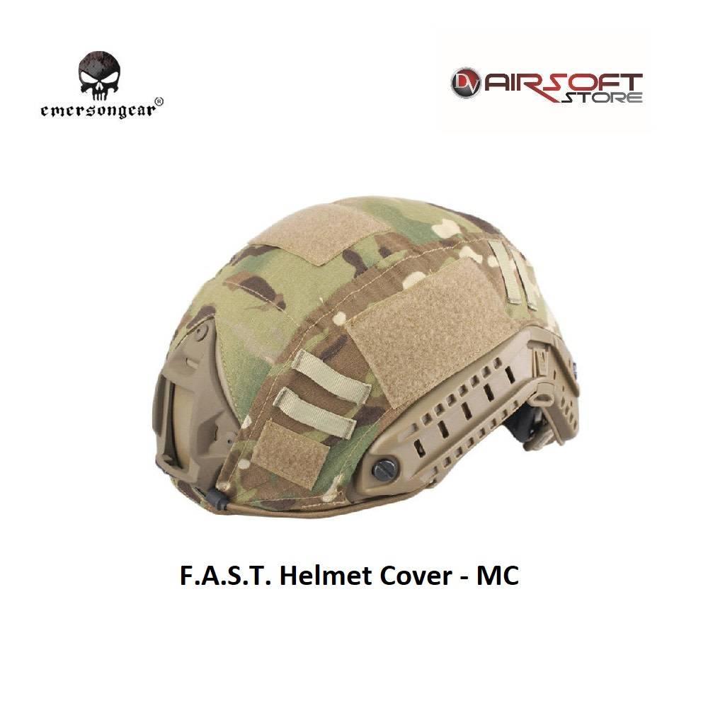 EMERSON F.A.S.T. Helmet Cover - MC