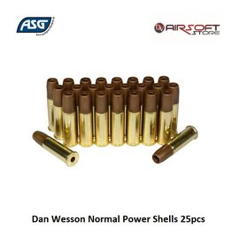 Dan Wesson Dan Wesson Normal Power Shells 25pcs