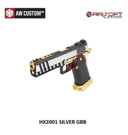 Armorer Works HX2001 SILVER GBB