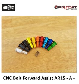 Retro Arms CNC Bolt Forward Assist AR15 - A -