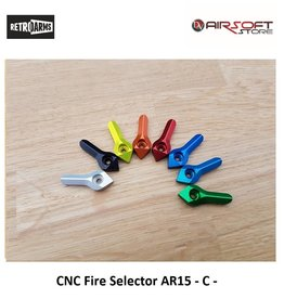 Retro Arms CNC Fire Selector AR15 - C -