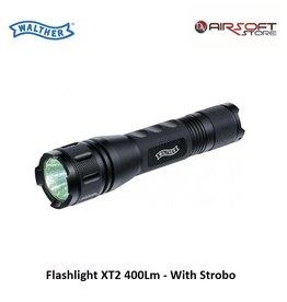 Walther Taschenlampe XT2 400Lm - Mit Strobo