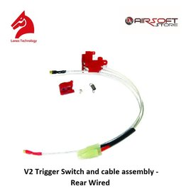 Lonex V2 Trigger Switch and cable assembly - Rear Wired
