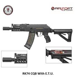 G&G RK74 CQB With E.T.U.