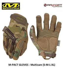 MECHANIX M-PACT HANDSCHOENEN - Multicam