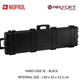 NUPROL HARD CASE XL - BLACK