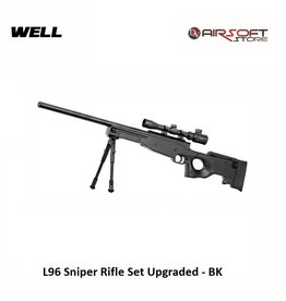Well L96 Sniper Rifle Set Upgraded - BK