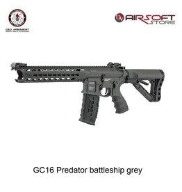 G&G GC16 Predator battleship grey