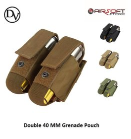 Delta Victor Double 40mm Grenade Pouch