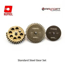 NUPROL Standard Steel Gear Set