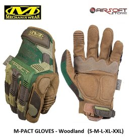 MECHANIX M-PACT GLOVES - Woodland