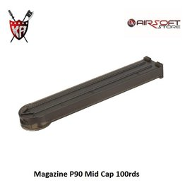 King Arms Magazine P90 Mid Cap 100rds