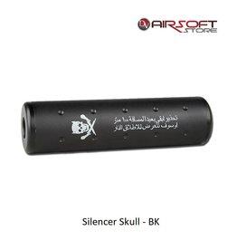 Silencer Skull - BK