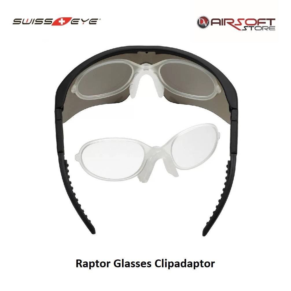 SwissEye Raptor Glasses Clipadaptor