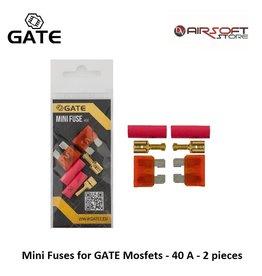 Gate Mini-Sicherungen für GATE Mosfets - 40 A - 2 Stück