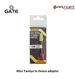 Gate Mini Tamiya to Deans adaptor