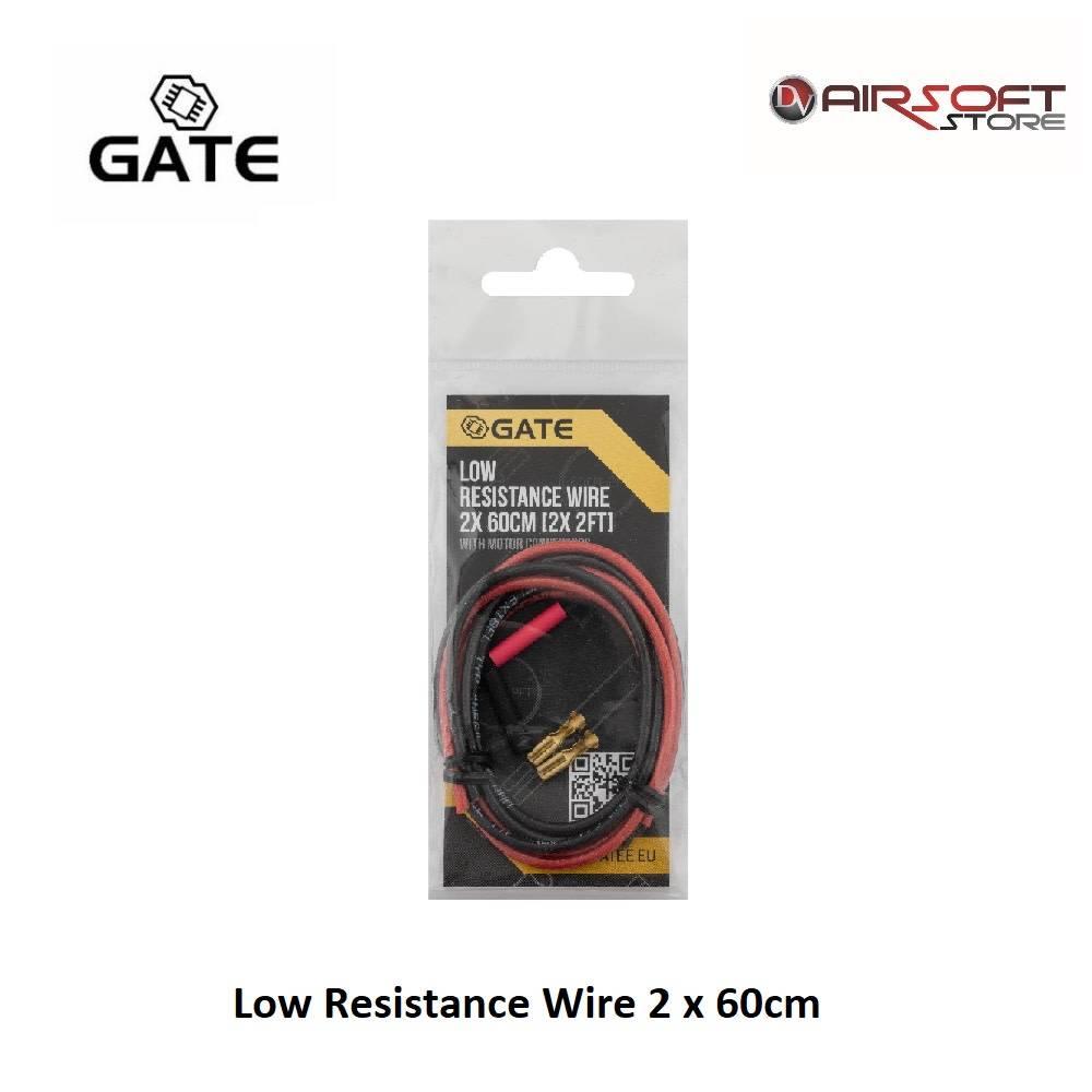 Gate Low Resistance Wire 2 x 60cm