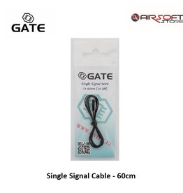 Gate Single Signal Cable - 60cm