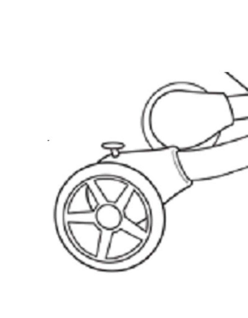 4moms  roues arrière