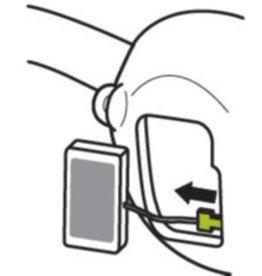 4moms Origami batterie