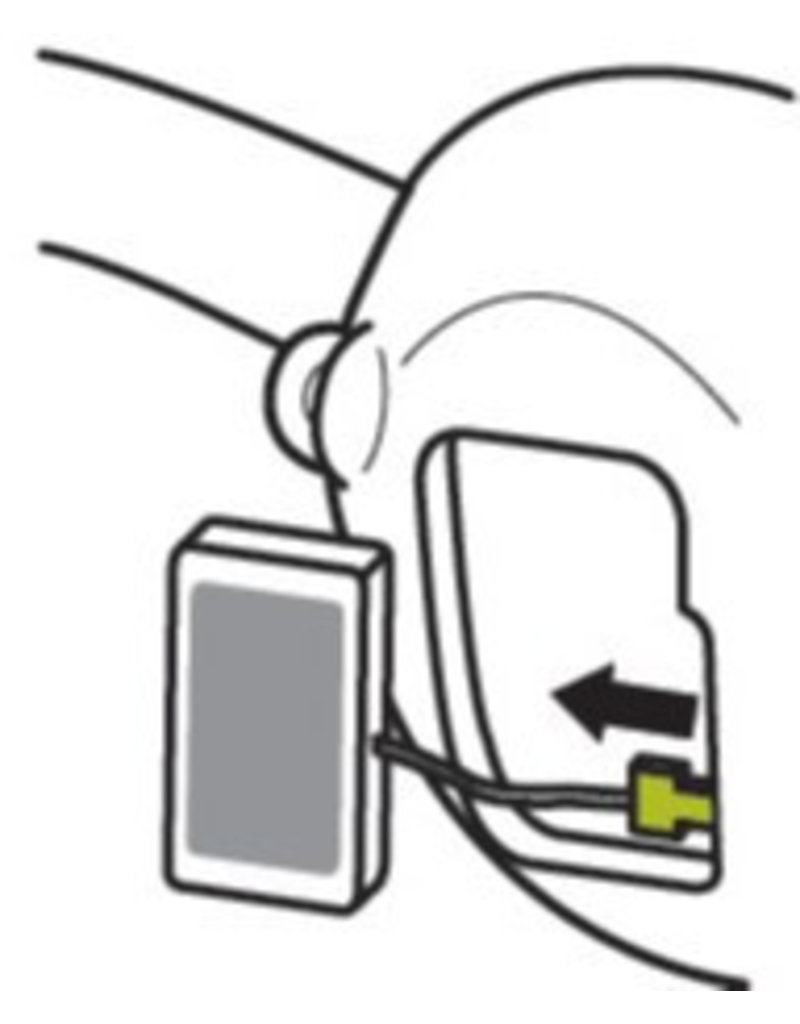 4moms Origami batterij
