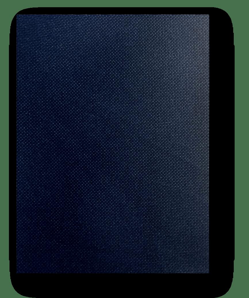 biminitop Blauw, aluminium, 3 boog