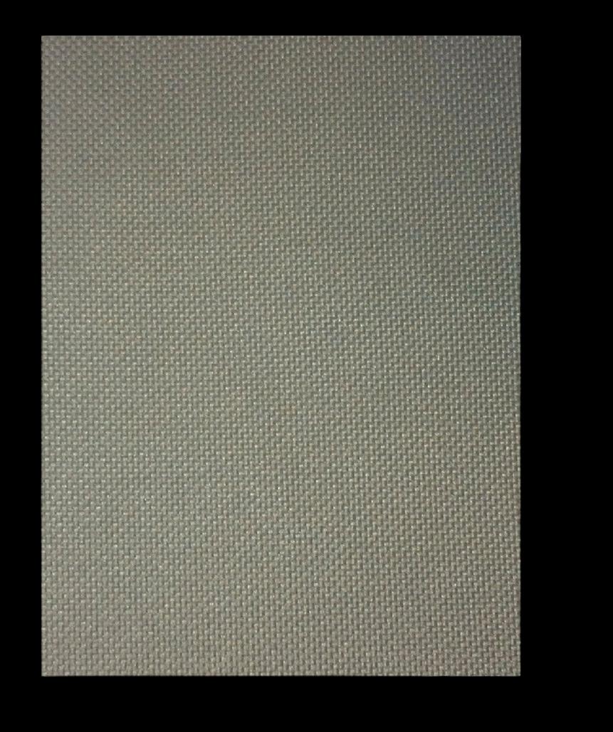 Biminitop aluminium grijs