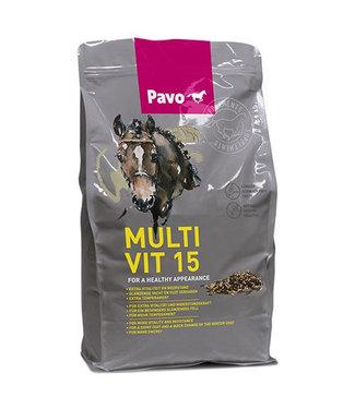 Pavo Pavo Multivit 15