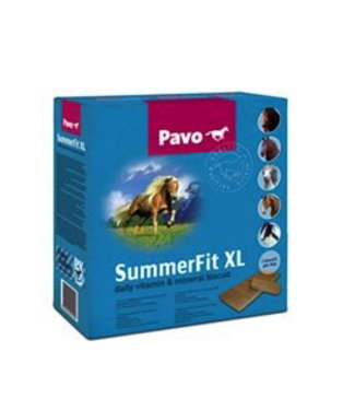 Pavo Pavo SummerFit XL, 108 stuks