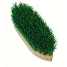 Leistner Wash brush, Green