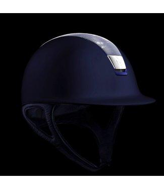 Samshield Shadowmatt Blue, Shimmer Blue, Metallic Navy Blue, Black Chrome Blazon